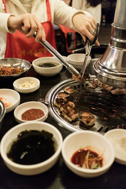 Seoul Food Guide – Korean BBQ
