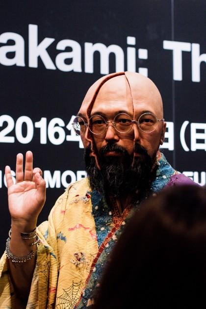 Takashi Murakami at Mori Art Center Tokyo