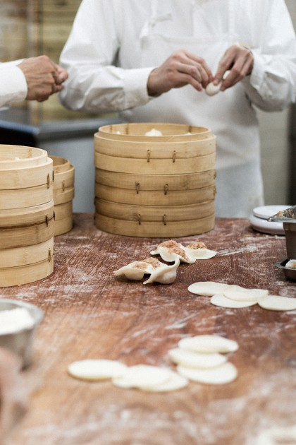 Din Tai Fung / Tapei Food Guide