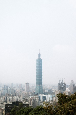 Elephant Mountain Taipei, Taiwan