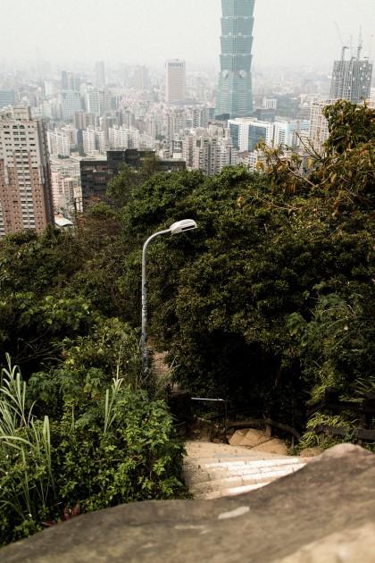Elephant Mountain Taipei, Taiwan