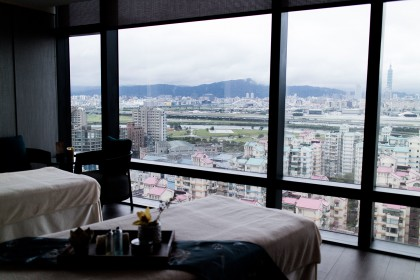 Marriot Hotel Taipei - Spa