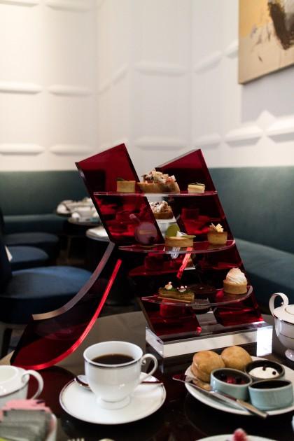 Marriot Hotel Taipei - Afternoon Tea