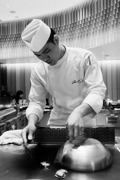 Marriot Hotel Taipei - Mark's Teppanyaki