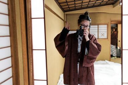Ryokan - Traditional Japanese Guesthouse