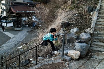 Shibu Onsen, Japan