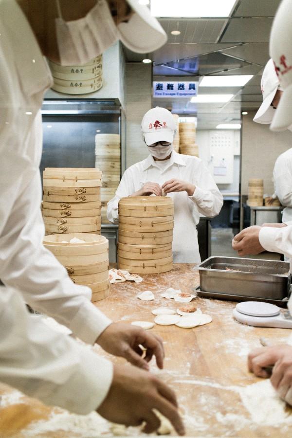 Food Guide to Taipei: Din Tai Fung