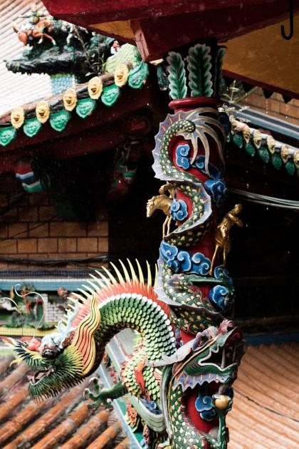 Tien-Ho Temple, Taipei