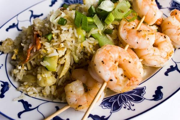 Gebratener Reis Rezept / Yvi Huynh