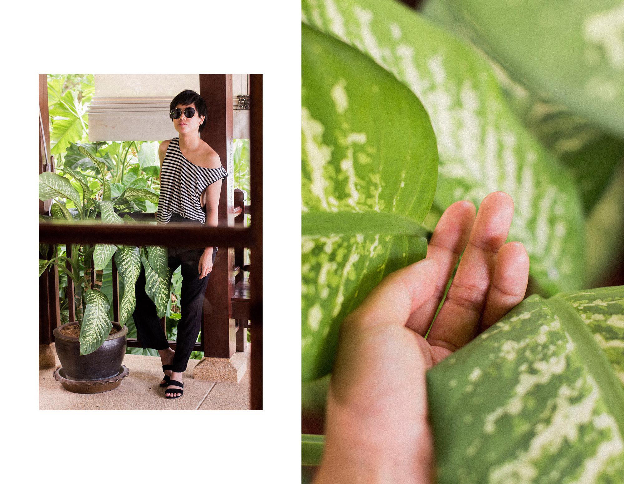 American Vintage Basic Holiday Look / Koh Samui Thailand