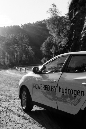 Hyundai ix35 Fuel Cell Tour in Norwegen / Norway