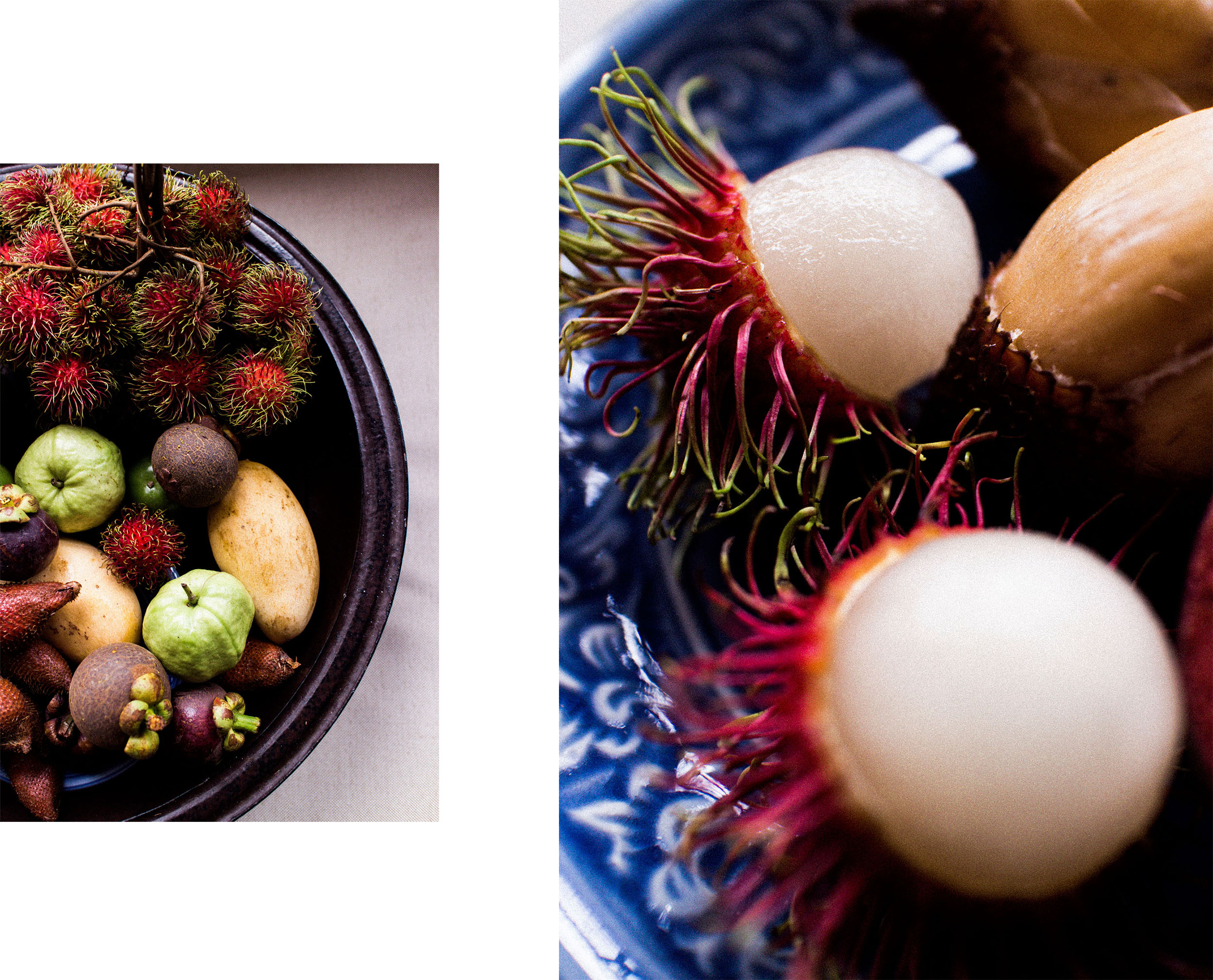 Die besten Thai Früchte / The best Thai fruits you have to try on your holiday