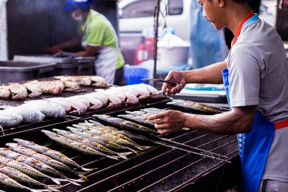 Food Guide to Koh Samui / Streetfood / Nathon