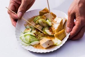 Koh Samui Food Guide / Streetfood / Nathon