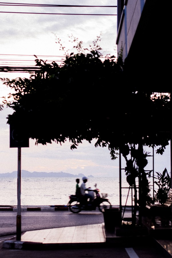 In the streets of... Koh Samui