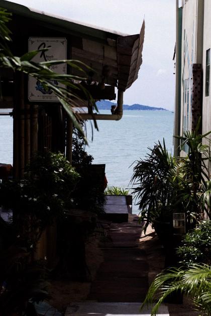 Travel Guide to Koh Samui / Chaweng Beach