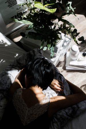 Bedroom Inspiration / 5 Tipps für einen besseren Schlaf - IheartAlice.com
