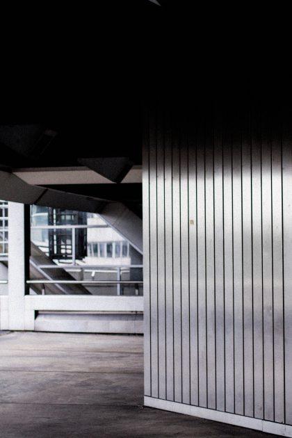 Minimalist architecture in Berlin, Germany by IheartAlice.com