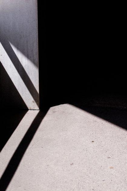 Minimalist Conrete Photography in Berlin by IheartAlice.com