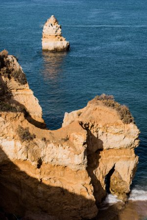Farol da Ponta da Piedade / Algarve Travel Diary - Portugal Roadtrip with Hyundai Santa Fe SUV Travel Diary by IheartAlice.com