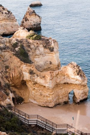Farol da Ponta da Piedade / Algarve Travel Diary - Portugal Roadtrip with Hyundai Santa Fe SUV Travel Diary by IheartAlice.com