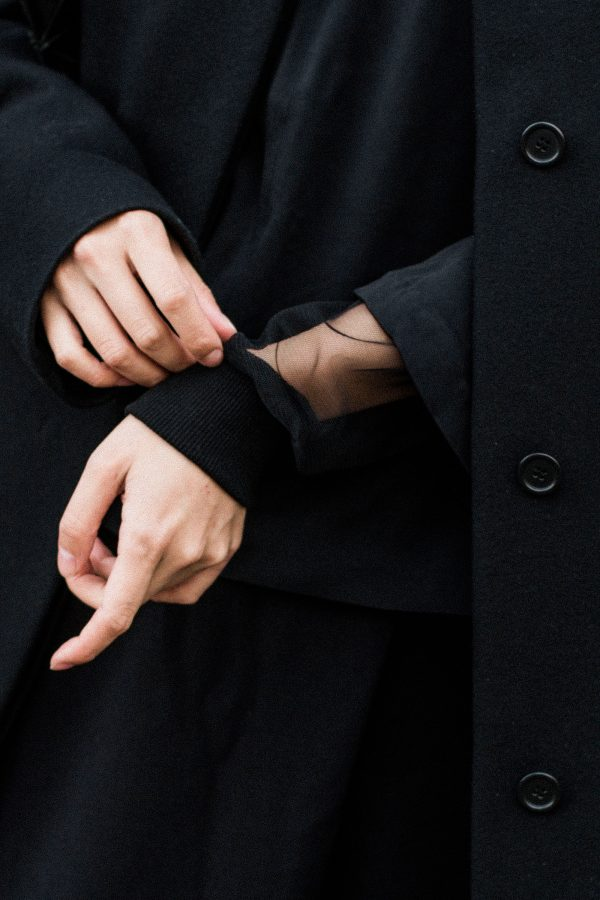 Gentlewoman Look with Martin Margiela / All Black Everything - IheartAlice.com