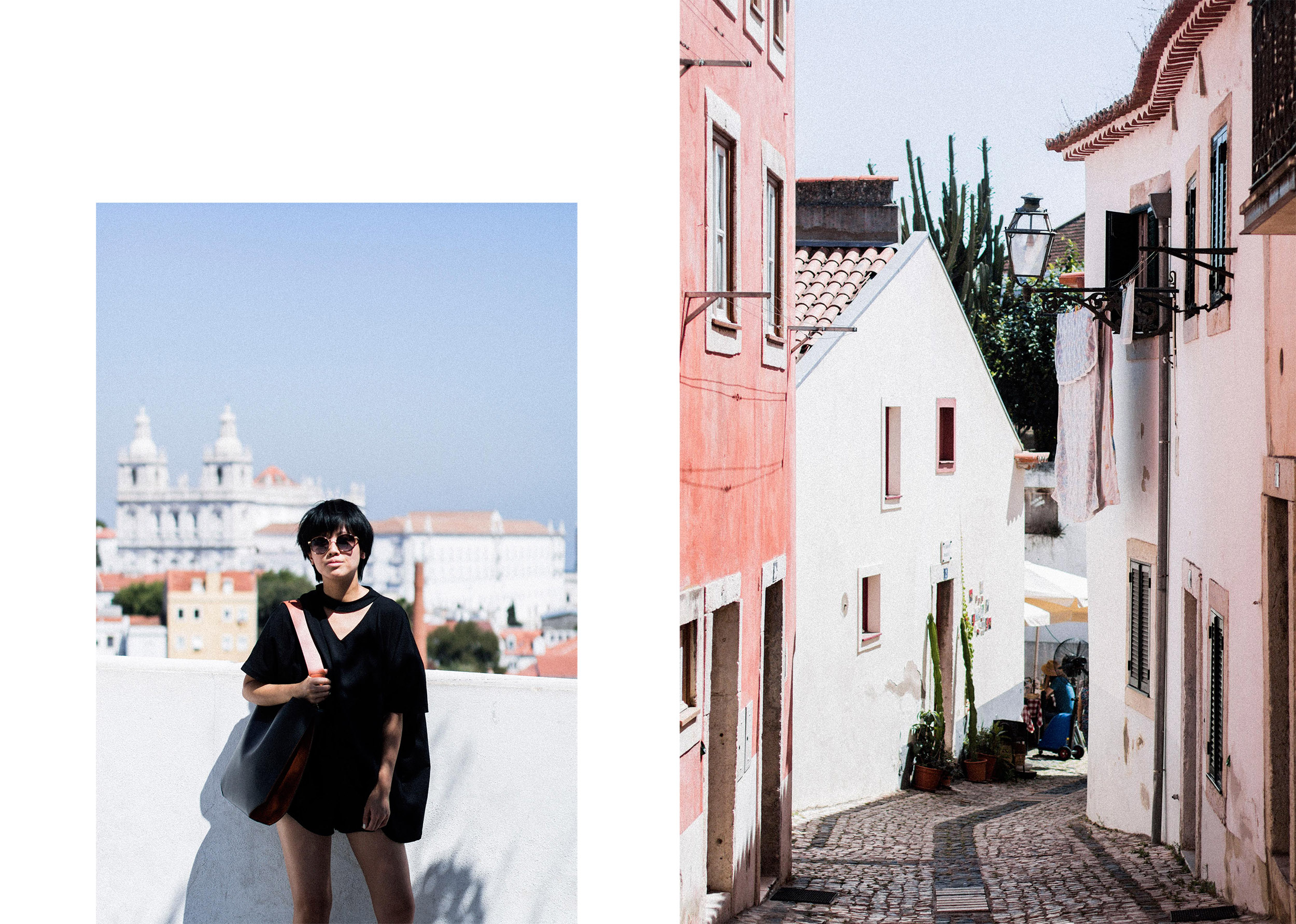 Lisbon Travel Guide - Lisbon Food Guide / Roadtrip through Portugal // IheartAlice.com