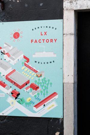 LX Factory Lisboa / Lisbon Travel Guide - Lisbon Food Guide / Roadtrip through Portugal // IheartAlice.com