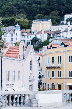 Sintra Travel Guide - Portugal Roadtrip Travel Diary by IheartAlice.com