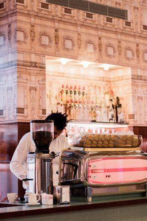 Bar Luce at Fondazione Prada / Milano Travel Diary by IheartAlice.com / Travel to Italy - Travelblog & Lifestyleblog by Alice M. Huynh