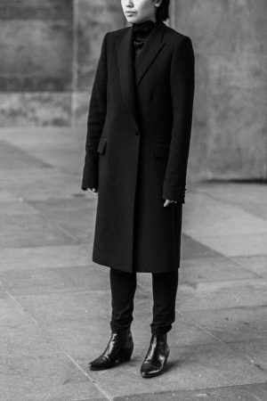 Pallas Endor Coat / All Black Everything with Pallas Paris - heartAlice.com
