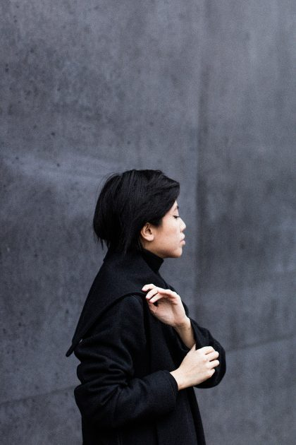 Maison Martin Margiela Coat - All Black Everything w/ Alice M. Huynh – IheartAlice.com