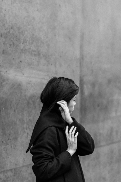 Maison Martin Margiela Coat - All Black Everything w/ Alice M. Huynh – IheartAlice.com
