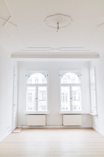 Berlin Altbau Apartment - Interior Inspiration / IheartAlice.com - Lifestyle & Fashionblog