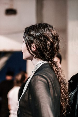 MBFW Berlin - Vladimir Karaleev A/W 2017 Backstage Impressions / Fashion Week Berlin - IheartAlice.com
