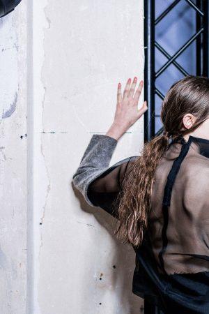 Fashion Week Berlin - Vladimir Karaleev A/W 2017 Backstage Impressions - IheartAlice.com