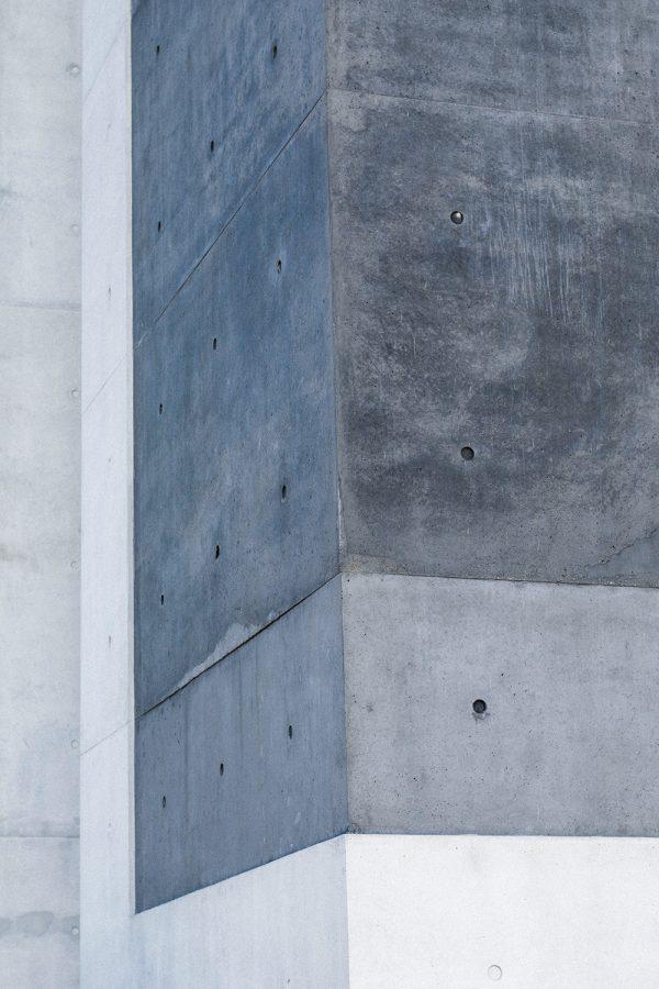 Berlin Modern Concrete Architecture by IheartAlice.com