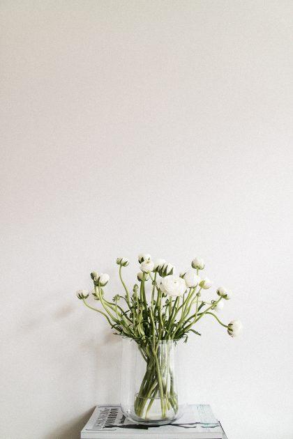 Living Room Inspiration: Menu Vase Va from CONNOX / IheartAlice.com