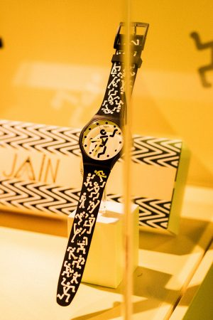 SwatchXJain Launch in Paris / Swatch x Jain - IheartAlice.com