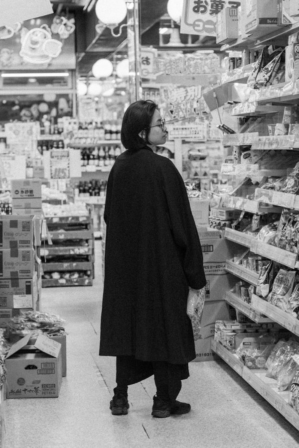 Japanese Supermarket: Yohji Yamamoto Cat, Y3 Kohna Sneakers / All Black Everything by IheartAlice.com