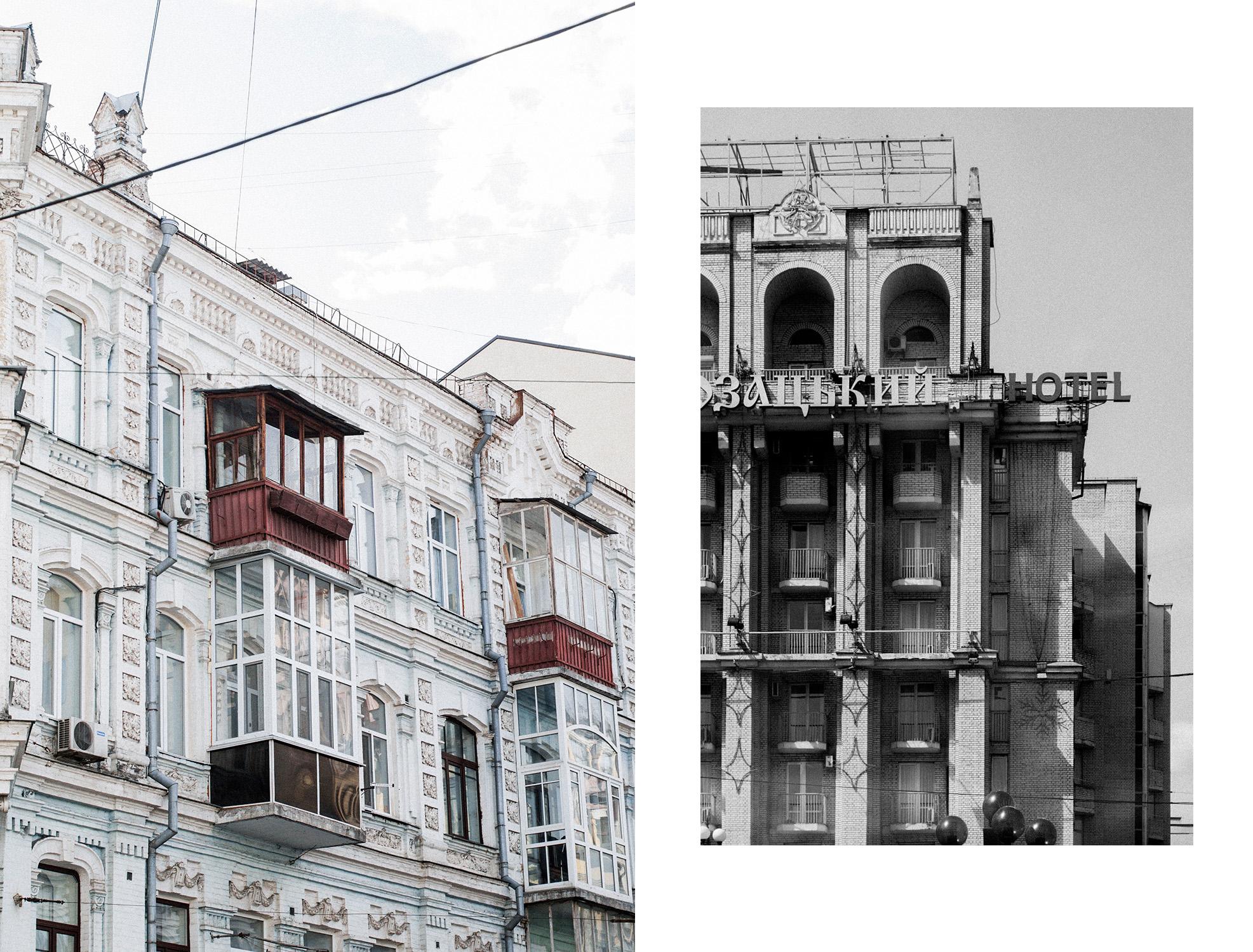 Kyiv's Architecture / Ukraine Travel Diary - IheartAlice.com