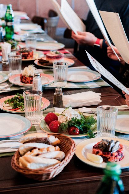 Kyiv Food Guide: Kompot Restaurant n Kiew / Ukraine Travel Diary - IheartAlice.com