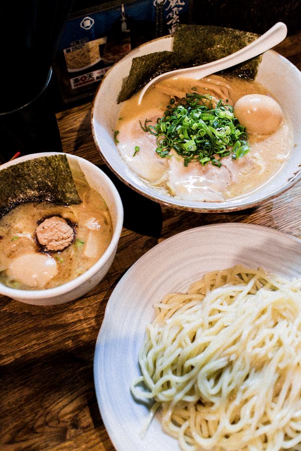 Tokyo Food Tipp: Fuunji Tsukumen Dip Ramen in Shinjuku - Travel & Food Guide by IheartAlice.com / Travelblog & Lifestyleblog by IheartAlice.com