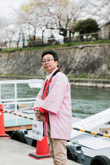 Jikkokubune Boat Ride Kyoto / Hanami Spotting - Travel Diary & Guide by IheartAlice.com