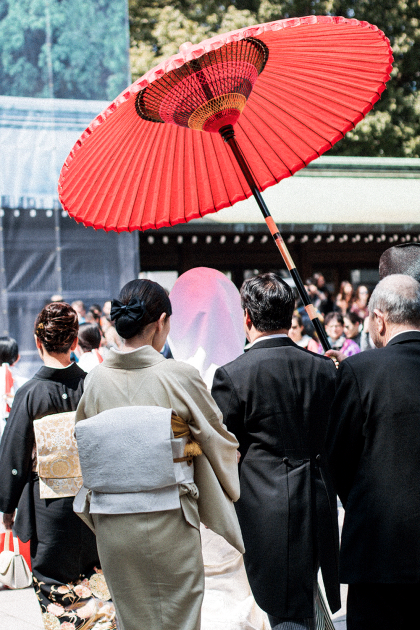 Shinto Wedding Ceremony at Meiji Shrine, Tokyo / Travel Diary by IheartAlice.com