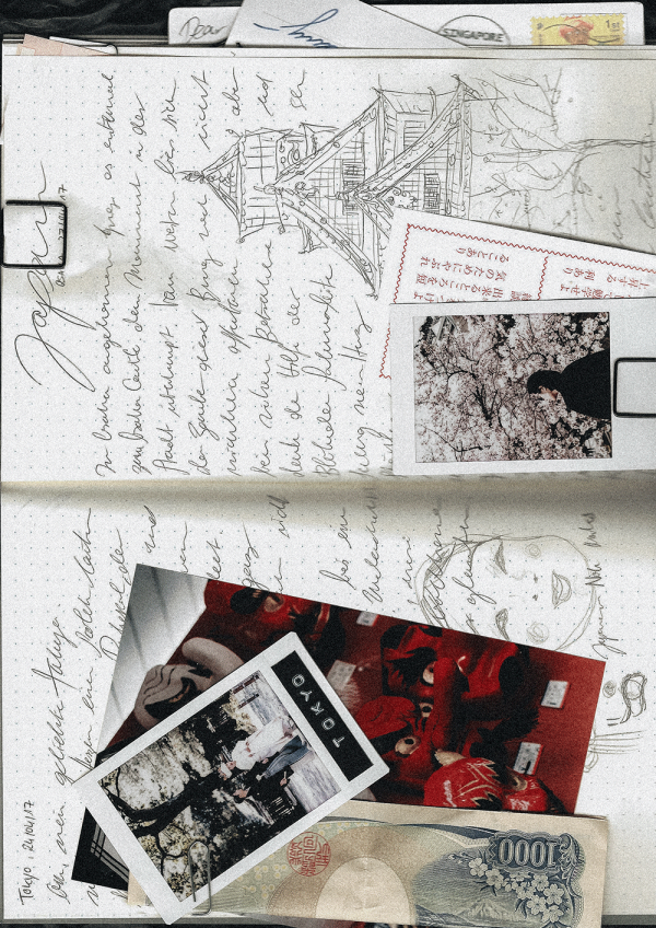 LAMY Writing Travel Diary with iHeartAlice.com by Alice M. Huynh - Travel & Lifestyleblog