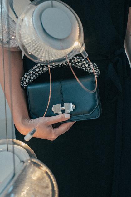 ARKET Dress - All Black Everything Look / iHeartAlice.com - Travel & Lifestyle Blog
