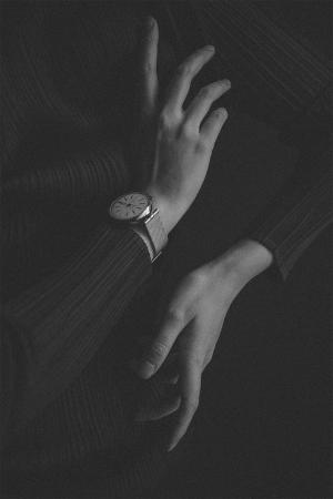 SKAGEN Hybrid Smartwatch Milanaise in Silver - iHeartAlice.com / Travel & Lifestyleblog.com by Alice M. Huynh