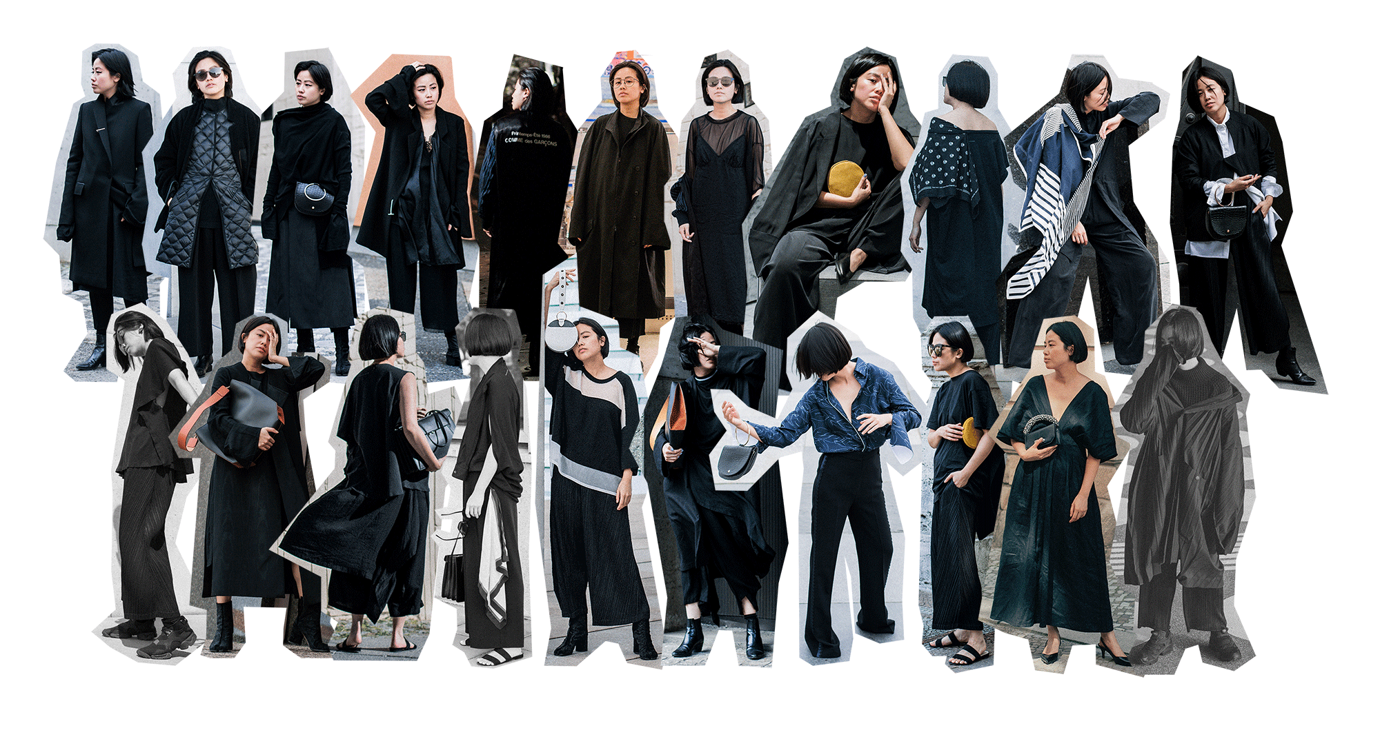 Looks of 2017 - All Black Everyhing by Alice M. Huynh / iHeartAlice.com - Travel & Lifestyleblog
