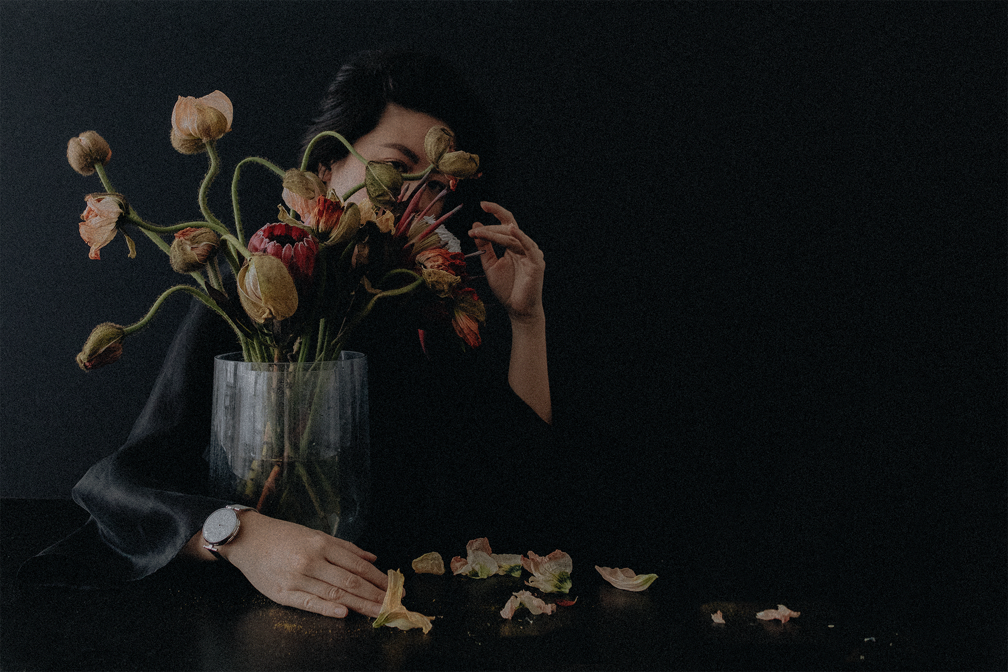 Wilting Flowers Editorial by Alice M. Huynh / iHeartAlice.com - Travel, Lifestyle & Fashionblog